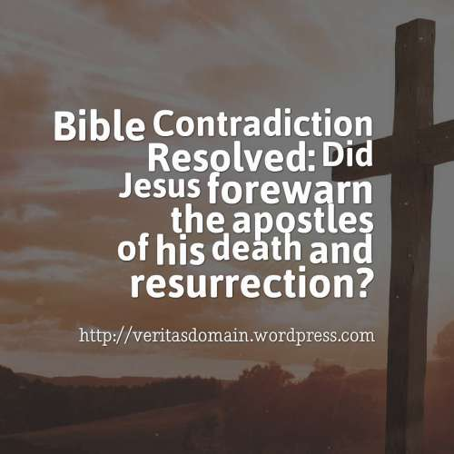 why is christianity contradicting
